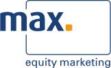 Logo max equity marketing